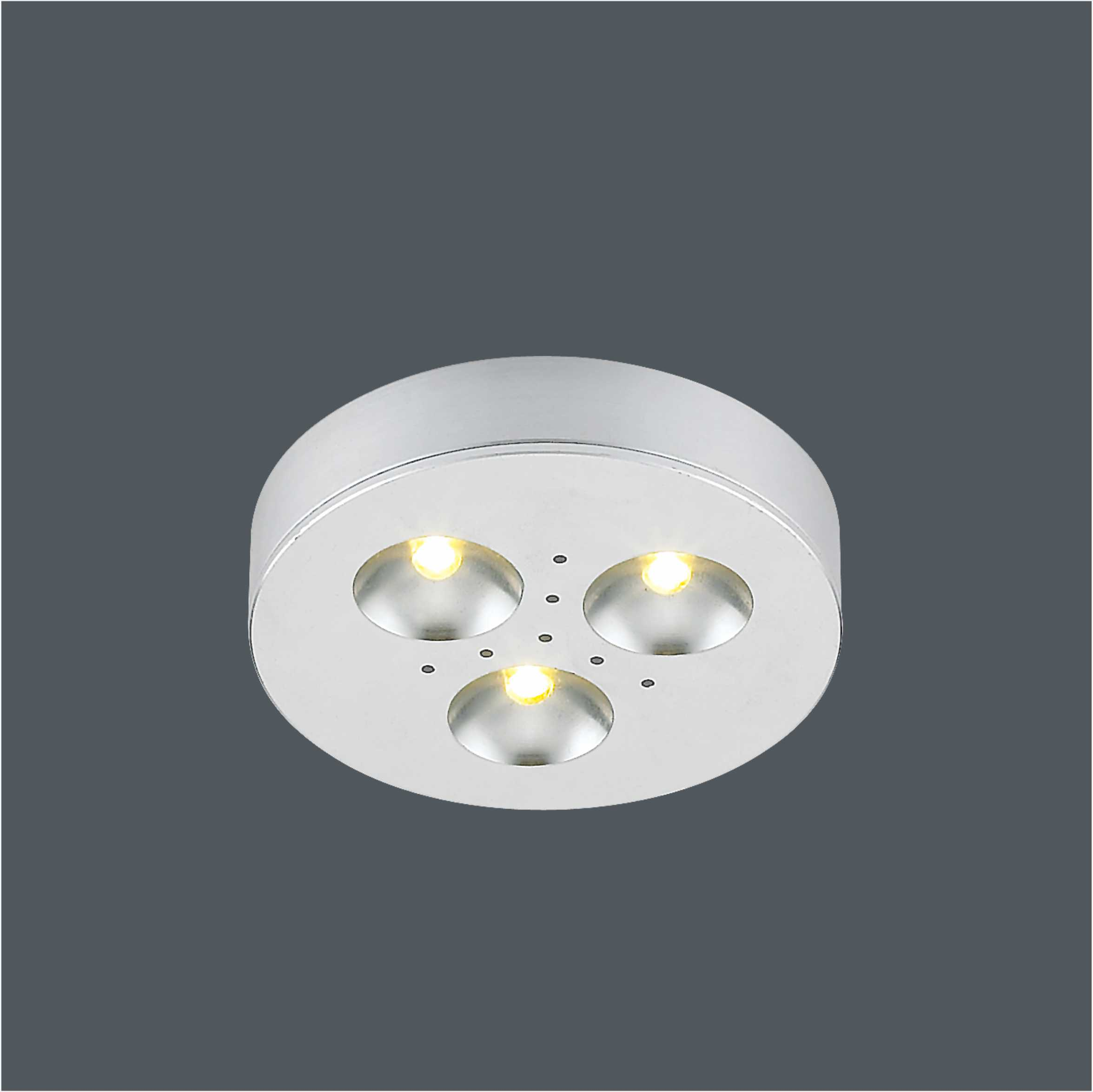 Stylish Circular Surface Mounted LED Cabinet Light 2123