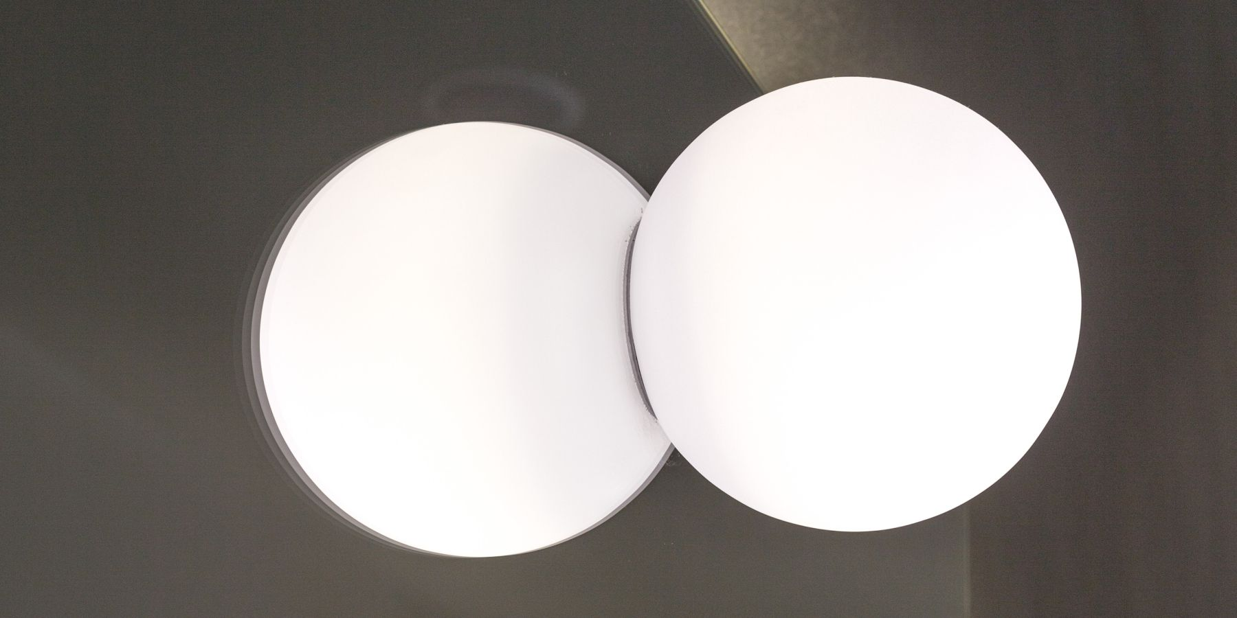 IP44 Opal Glass Ball Light 2335