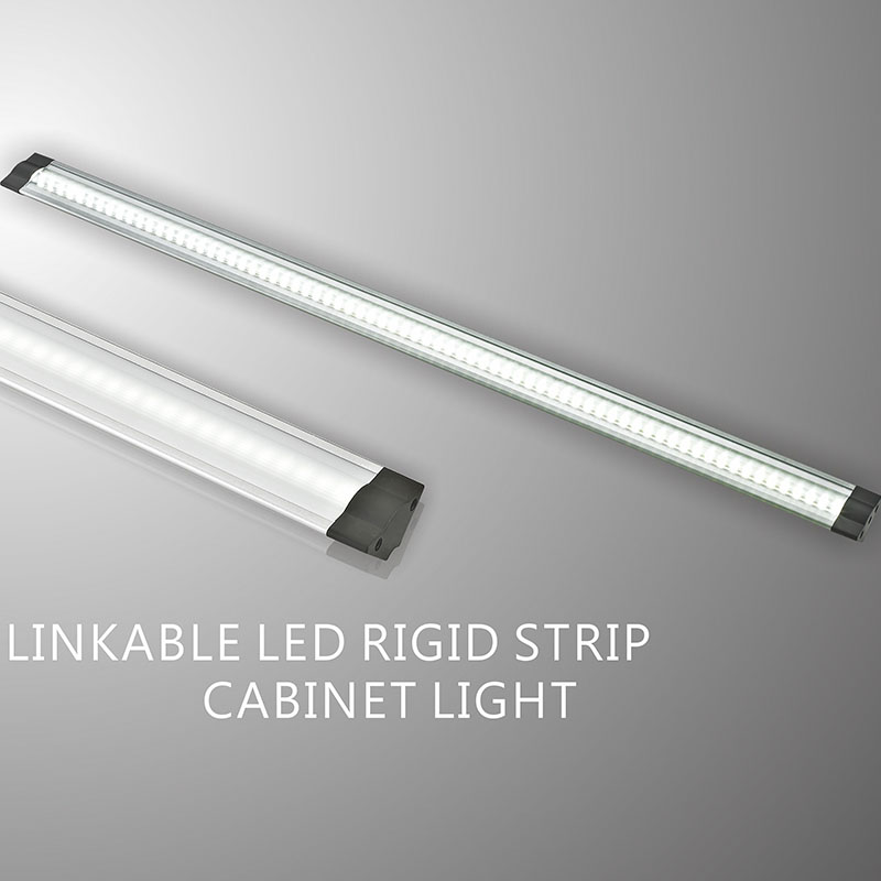 Linkable LED Cabinet Light With SMD3528 LED Strip 2702