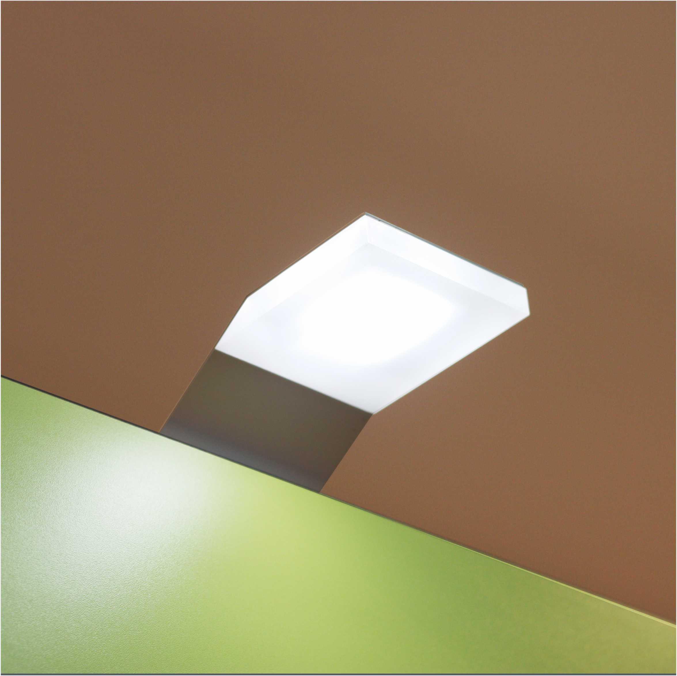 Interior Contemporary 12V 3W SMD LED Cabinet Light 2806