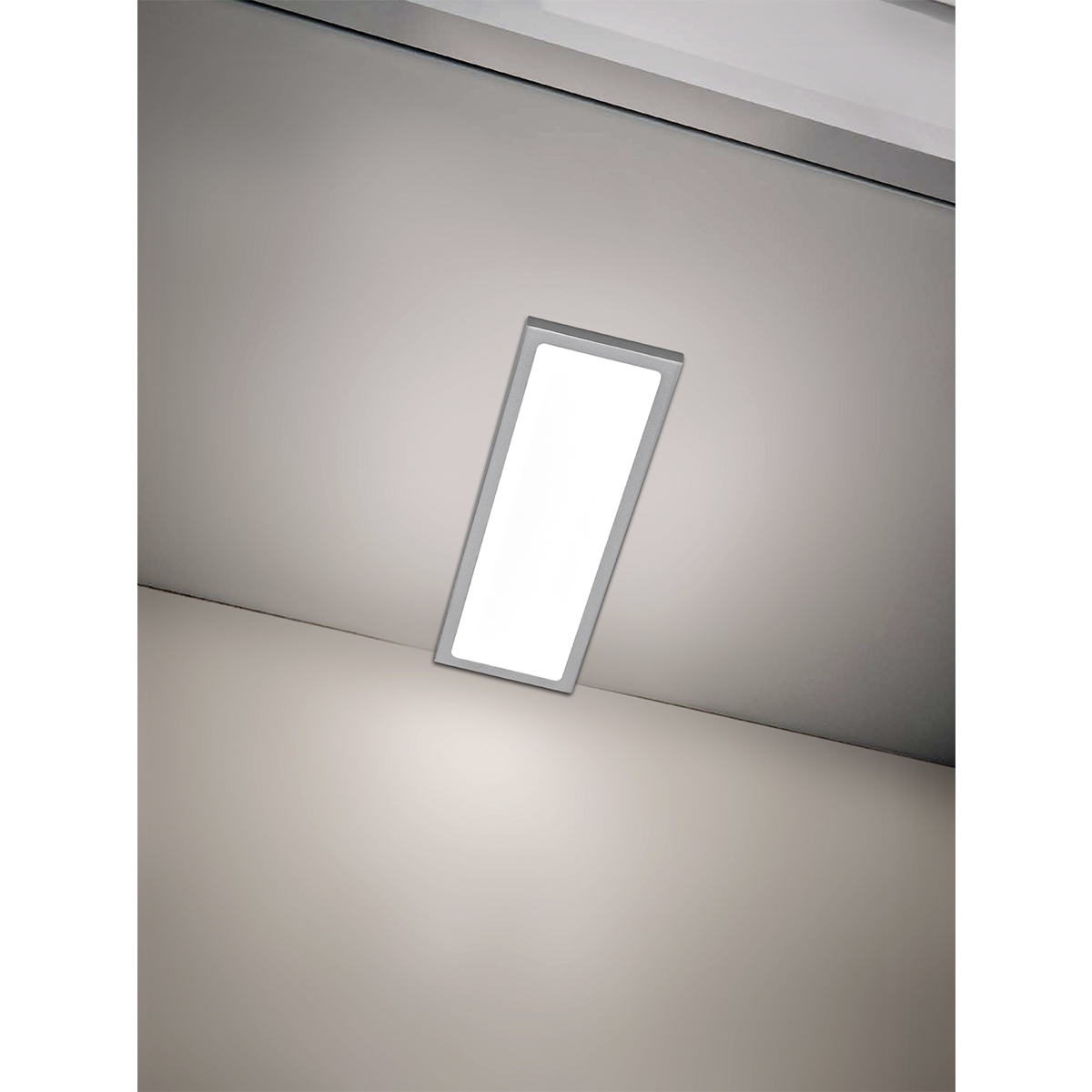 12V Rectangular Ultra Thin LED Under Cabinet Light 2816