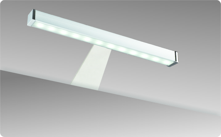 IP44 T-bar Shape LED Bathroom Mirror Light 2821