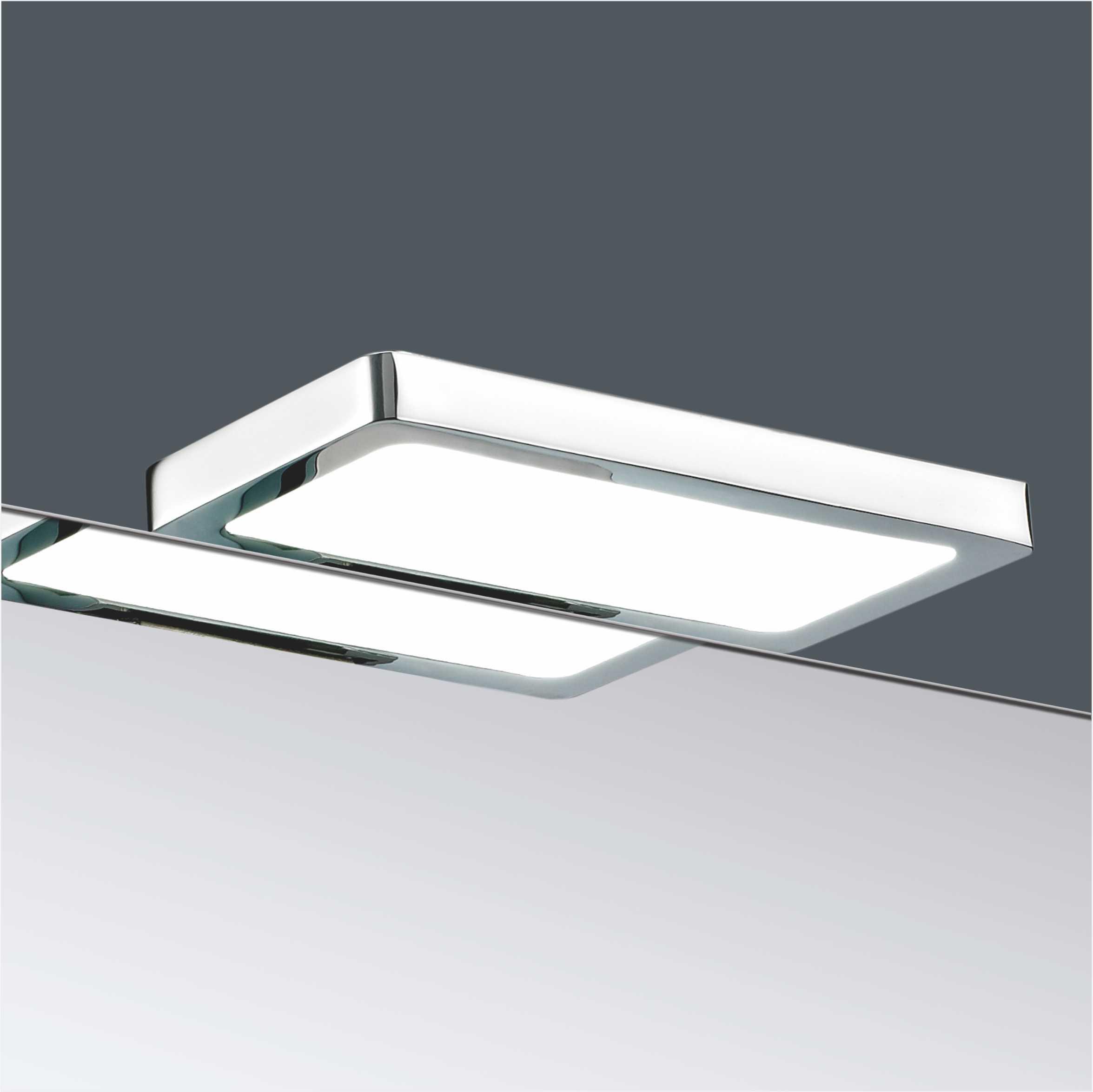 IP44 Rectangular LED Bathroom Mirror Light 2971