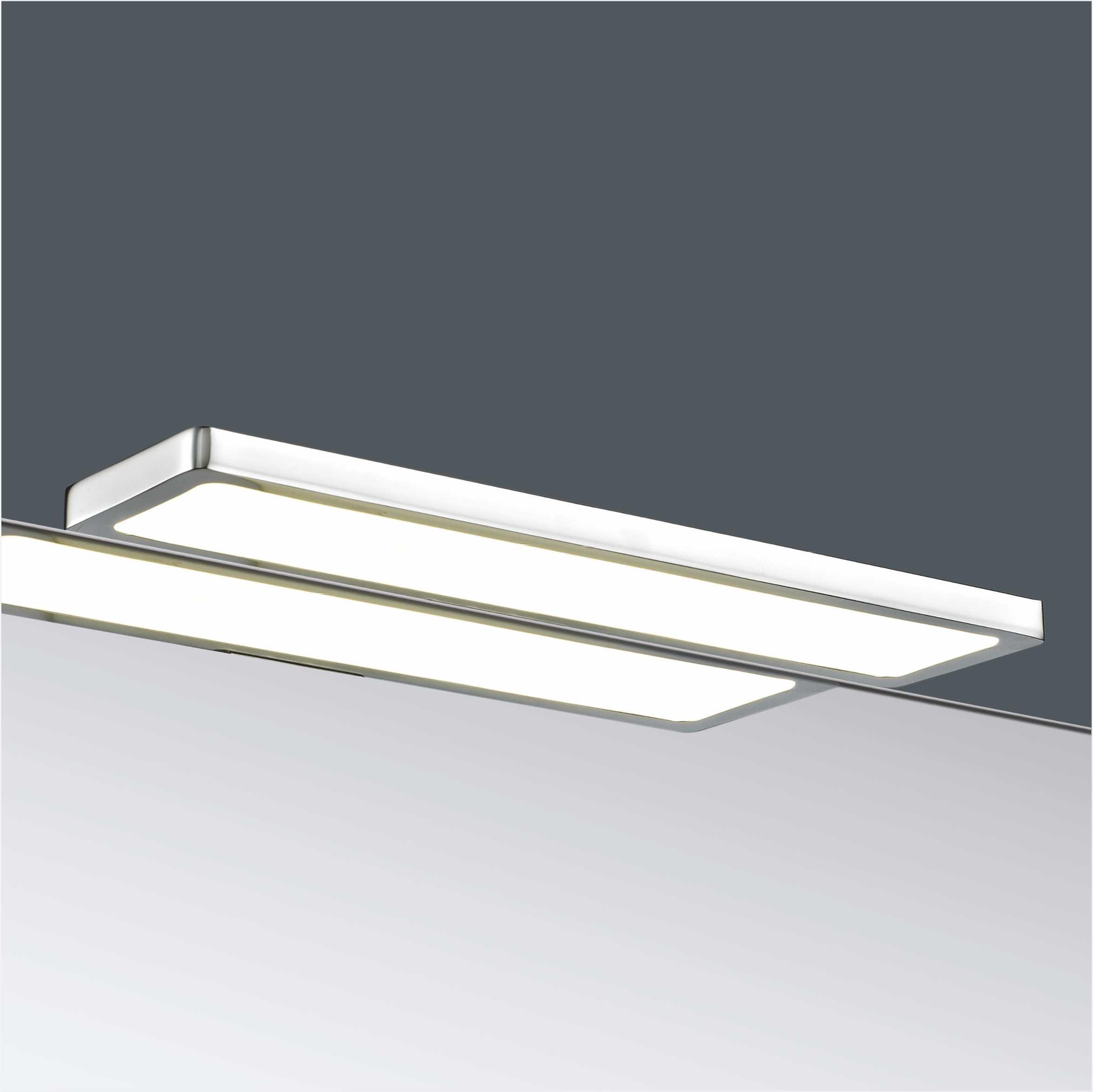 IP44 Rectangular Slim LED Bathroom Mirror Light 2972
