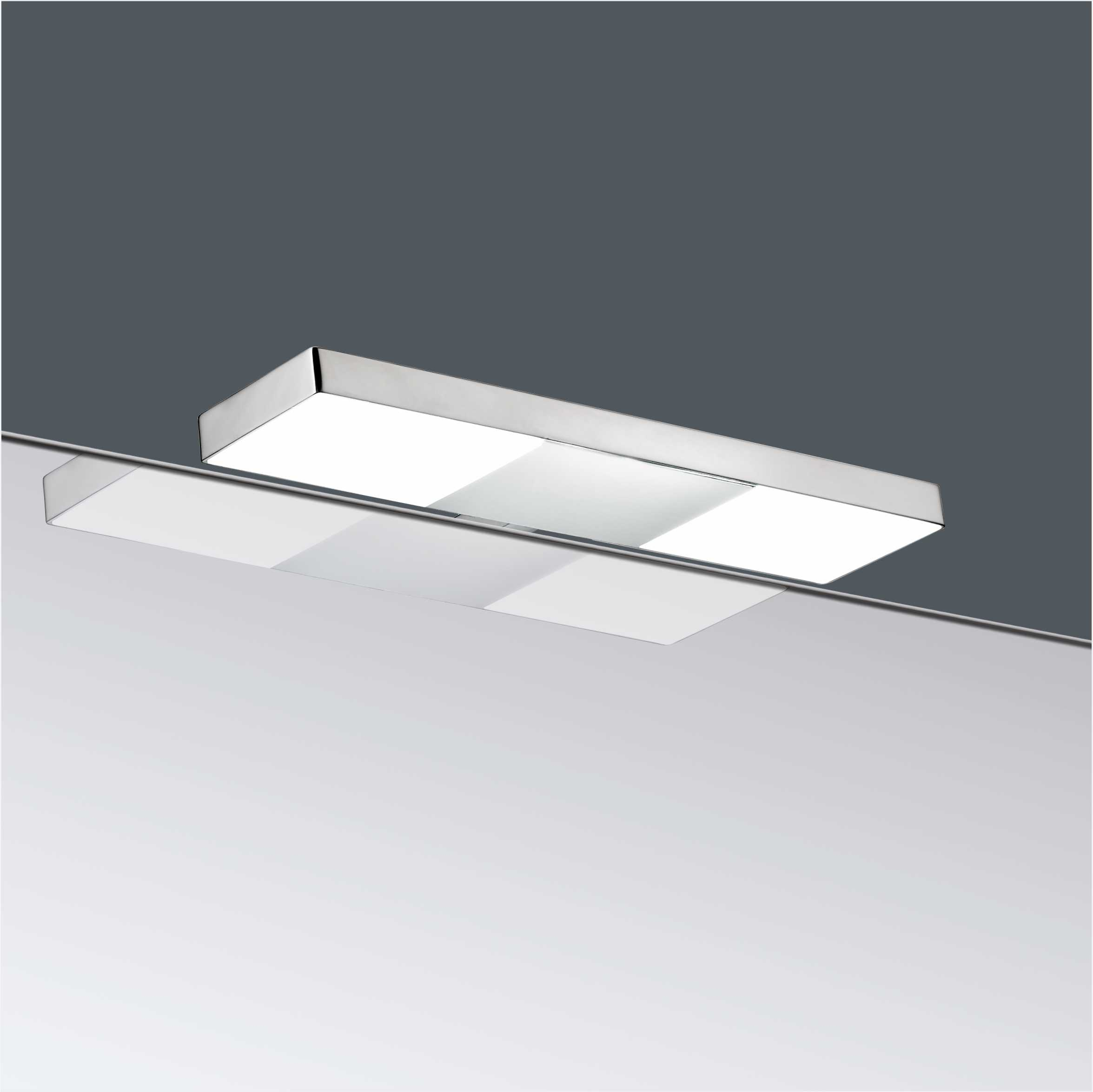 IP44 High Voltage 230V LED Bathroom Mirror Light 2978
