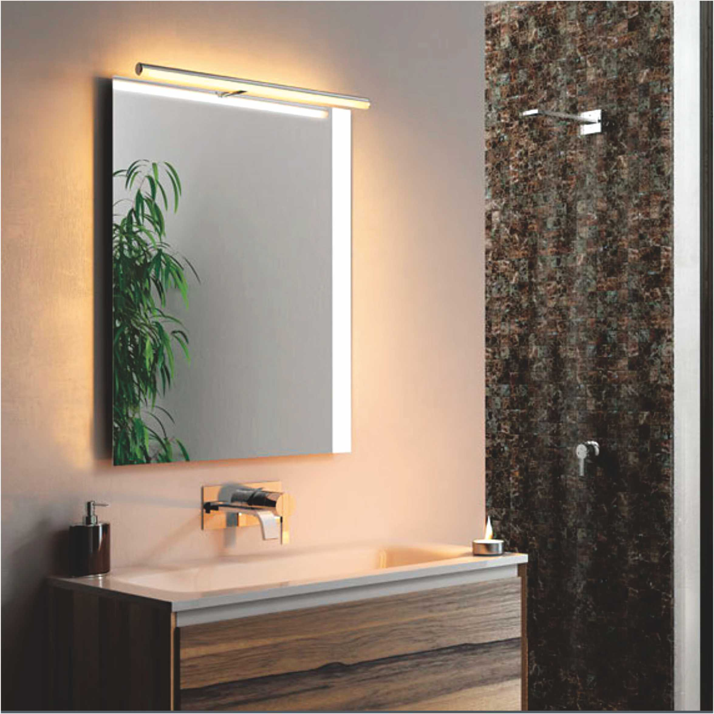 IP44 Linear Shape LED Bathroom Mirror Light 2999