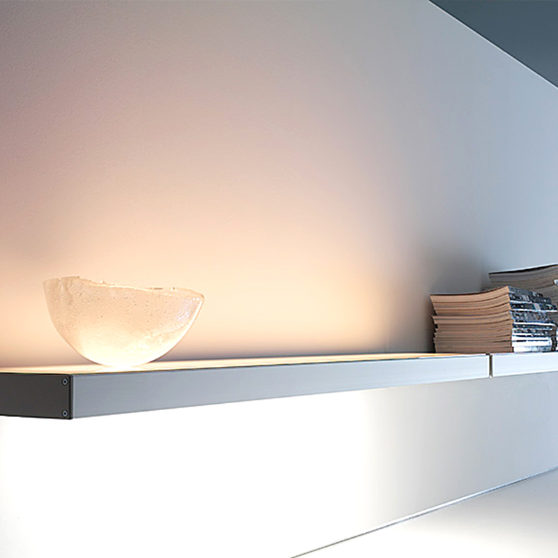 Illuminated LED Glass Shelf Light 6780