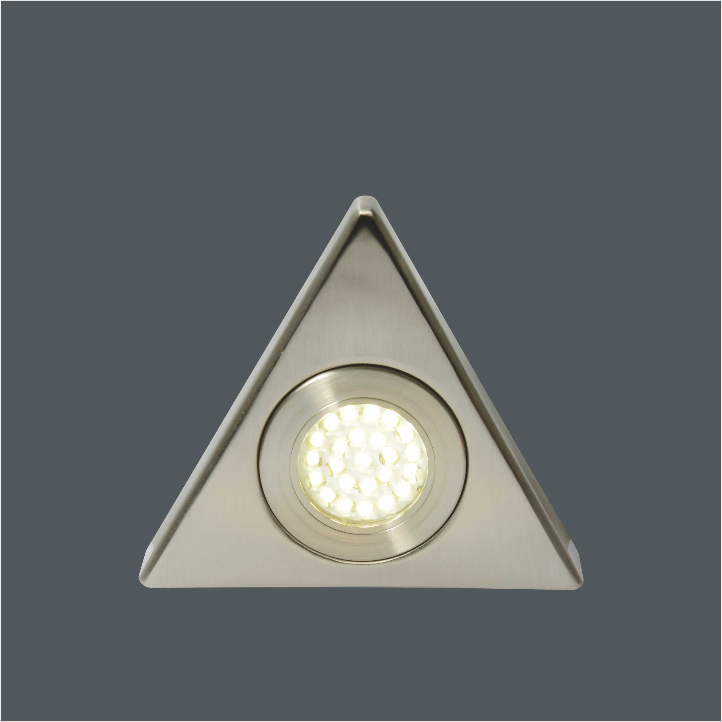 Hot Sale Triangular LED Under Kitchen Cabinet Light 6732