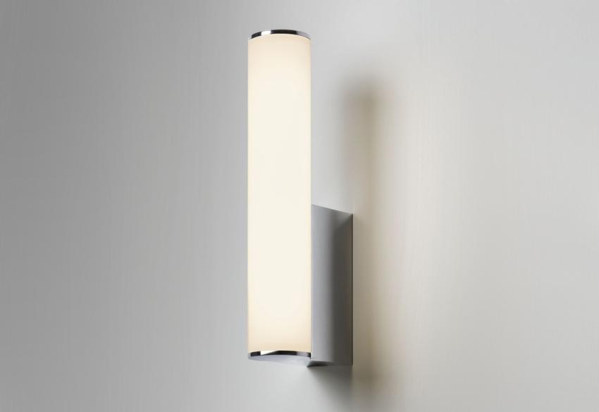 Polished Chrome Single LED Wall Light 6997