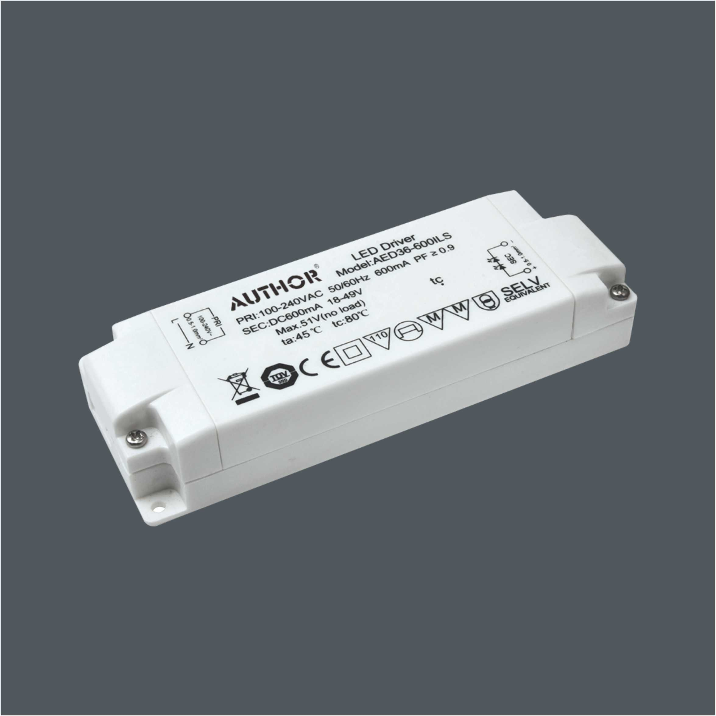 Max 60W Constant Voltage 12V LED Power Supply Switching LED Driver 9135
