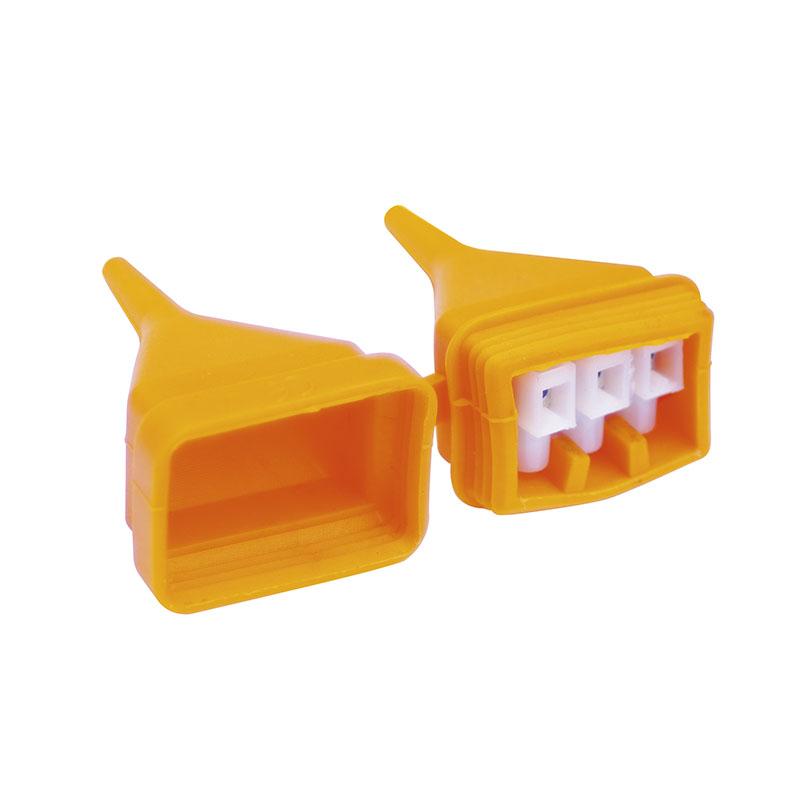 IP44 Waterproof Plastic Electric Junction Box 9655
